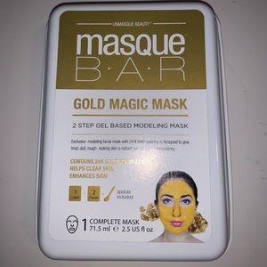 Masque Bar gold magic mask